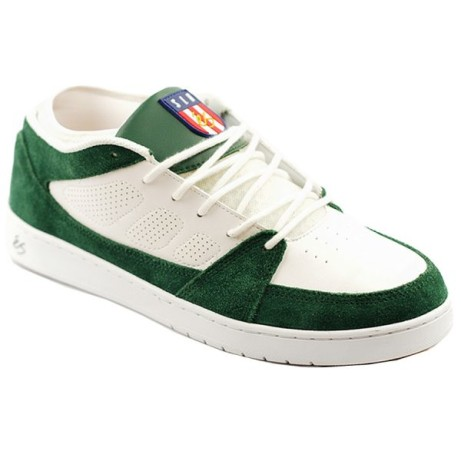 Save £25 on these Es SLB Mid White-Green