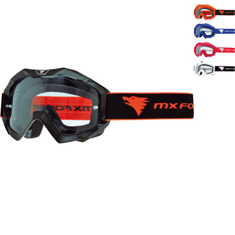 HUGE CLEARANCE - Up to 60% OFF Motorcycle & Motocross Gear inc. these MX Goggles!