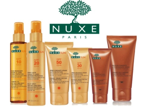 M&S Beauty - Buy 1 get 1 Half Price on Nuxe Sun Items!