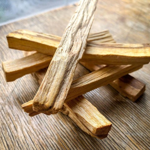 In stock now - Palo Santo holy wood: perfect for spiritual purifying and energy cleansing!