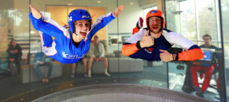 SAVE 45% off iFly Indoor Skydiving Experience for Two!