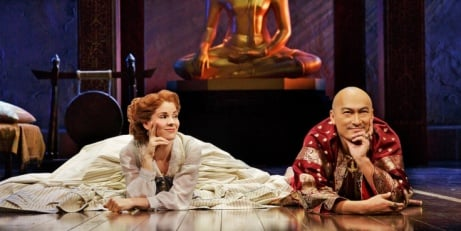 Award Winning Musical 'The King and I' & London Hotel Stay - ONLY £129!