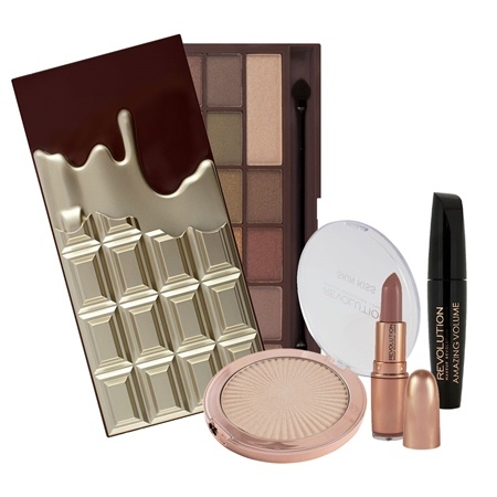 SAVE OVER 20% on Revolution Beauty Party Look Bundle!