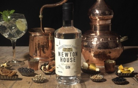 NEW LISTINGS - Newton House Gin: £35.36!