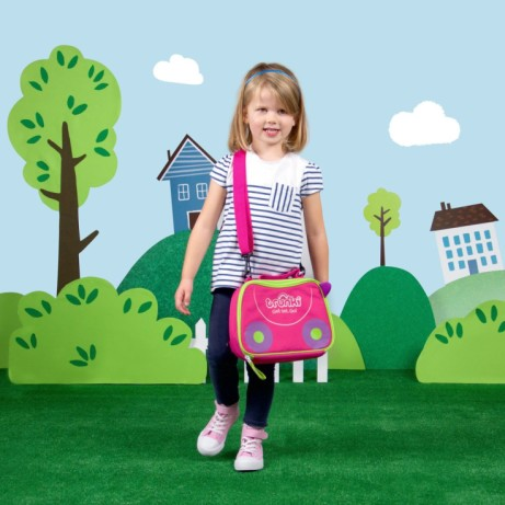 SALE - Trunki Lunch Bag Backpack - Trixie: SAVE £6.00!