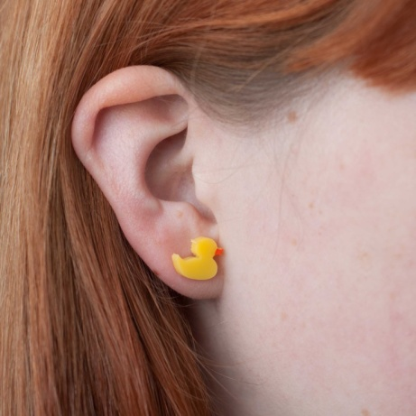 Get the cutest Acrylic Stud Earrings: £6.00!