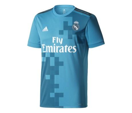 Save £15 on this 2017-2018 Real Madrid Adidas Third Football Shirt