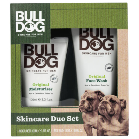 Bull Dog Skincare National Duo Set JUST £10.00!