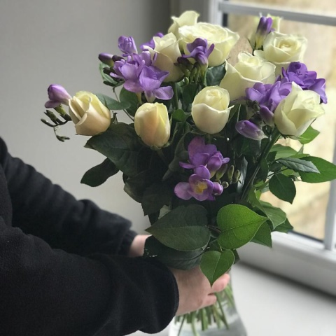 Amethyst Bouquet - Now £19.99 with Next Day Delivery