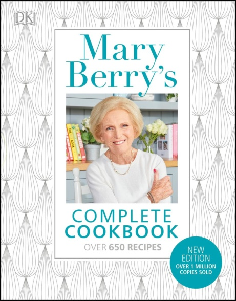 SAVE OVER 65% on Mary Berrys Complete Cookbook!