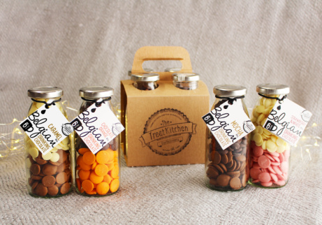 Belgian Drinking Chocolate Selection Pack - £22.95!