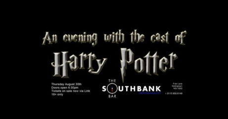 WIN - An evening with the cast of Harry Potter