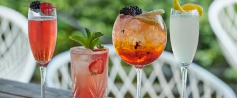 Introducing our 45th Birthday Summer COCKTAILS!