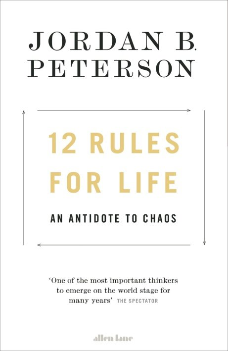 SAVE 20% OFF  12 Rules for Life: An Antidote to Chaos (Hardback) by Jordan B. Peterson!