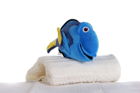 Disney's Finding Nemo Dory Soft Plush Toy 25cm - NOW ON SALE - £6 off