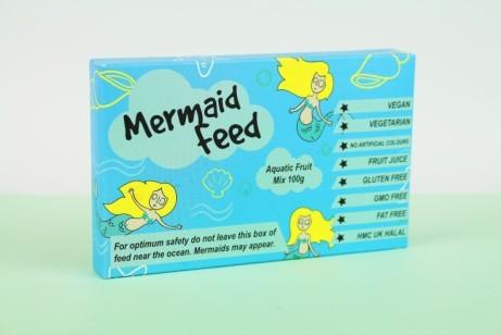 Shop the Vegan Gummies - Mermaid Feed for just £2.50!