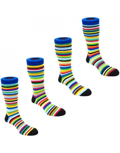 4 pairs novelty socks - now: £9.95