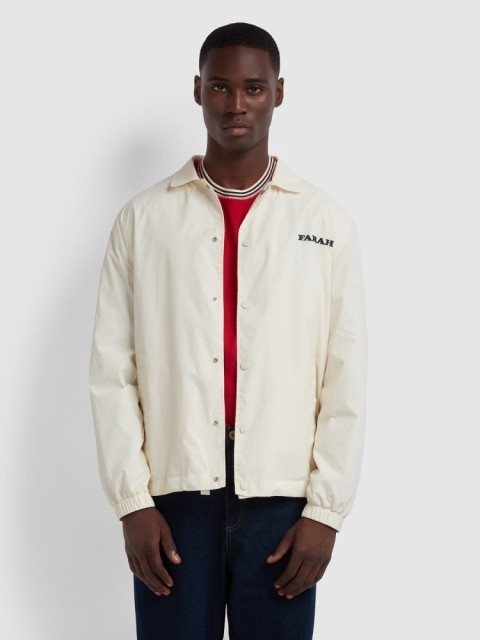 THE ARCHIVE COLLECTION - Sonny Jacket In Ecru Regular: £90.00!