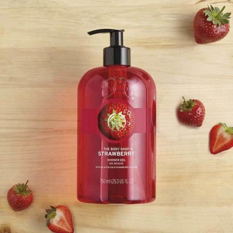 Get £5 off all our large Shower Gels and £10 off our Body Butter