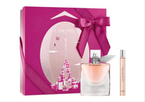 SAVE a huge £23.01 - Lancôme La Vie Est Belle Gift Set for her!