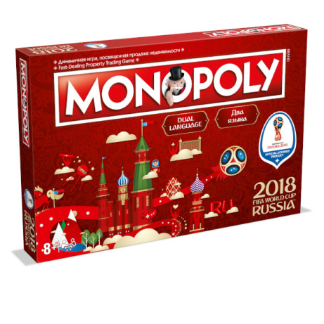 23% OFF - Monopoly - World Cup 2018 Edition