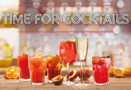 Two Cocktails for ONLY £6 - All Day, Every Day!