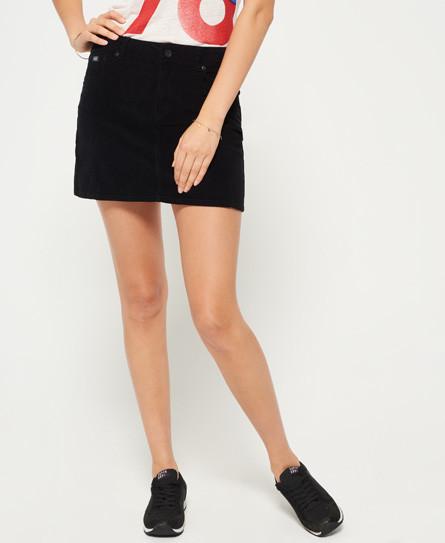 SALE - Cord Mini Skirt: SAVE £19.99!