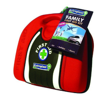 WIN - Astroplast First Aid Family Pouch