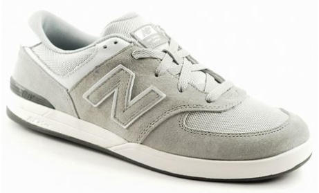 Save 50% On these Suede and Mesh New Balance Numeric Logan – S Asphalt-Grey