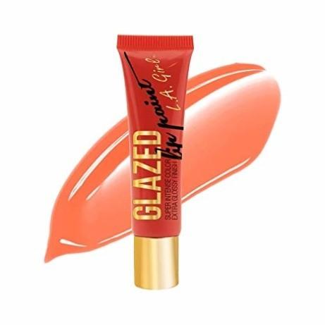 L.A Girl Glazed Lip Paint -Feisty: £5.00!