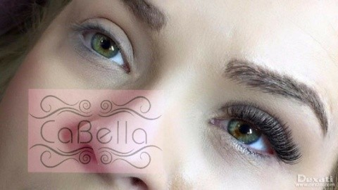 Book NOW For a Set of Russian Lashes Worth £60.00!