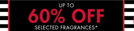 January Sales start NOW - Get up to 60% OFF luxury fragrances!