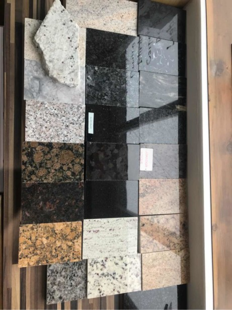 Come and take a look at the different types of Granite we have on offer...