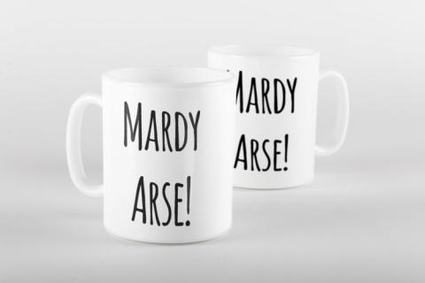 MARDY ARSE- 10OZ COLOUR CHANGE MUG