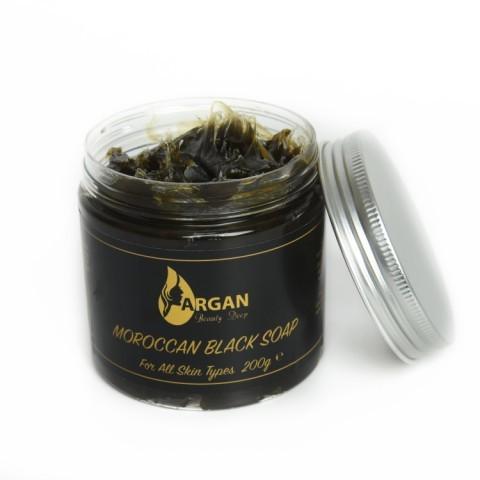 Natural Exfoliating Moroccan Black Soap, Fantastic for Hamman/Cleansing