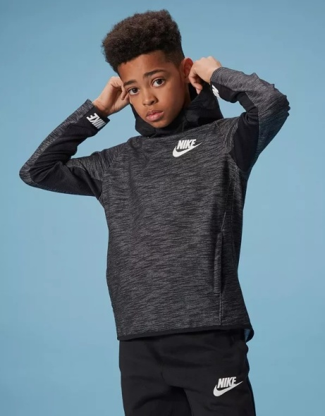 SAVE 29% OFF Nike Advance Overhead Hoodie Junior!