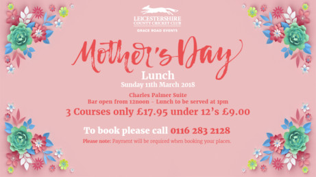 LCCC Mother's Day Lunch