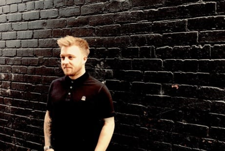 Our Nelson Pique Polo (Available in Black & Vintage Navy)