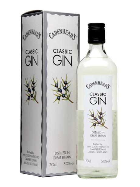 SAVE 10% OFF Cadenheads - Classic Gin!