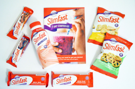 Buy 1 get 2nd 1/2 price on selected Slimfast!