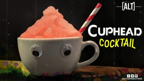 New Year, New Cocktails! Introducing Cuphead. Get it now during Happy Hour!