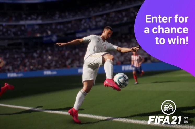 WIN - FIFA 21