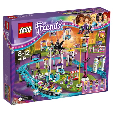 20% OFF - LEGO Friends Heartlake Amusement Park Roller!