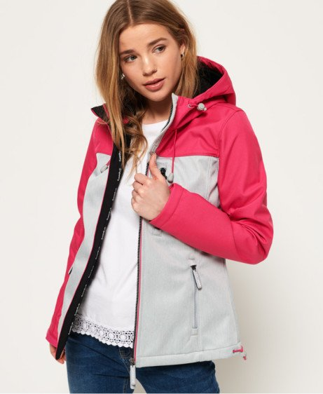NEW SEASON - Hooded Retro SD Windtrekker Jacket £74.99