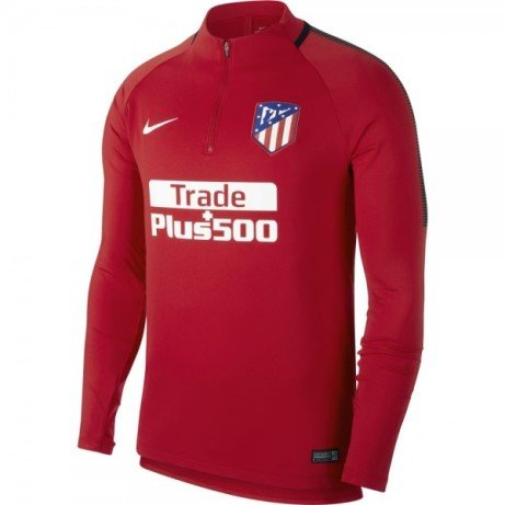 Save £10 on this 2017-2018 Atletico Madrid Nike Drill Training Top