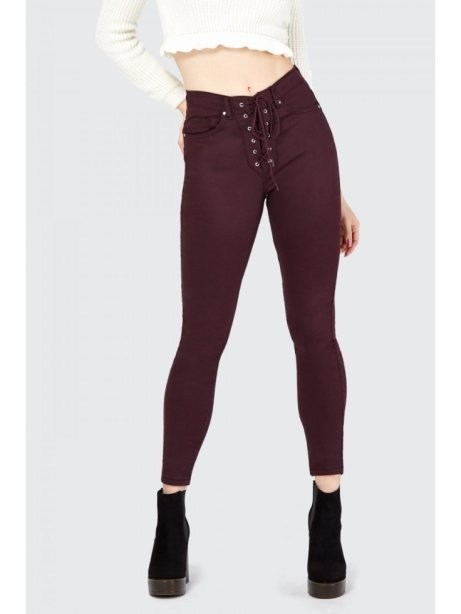 Get 47% OFF these High Waist Skinny Jeans!