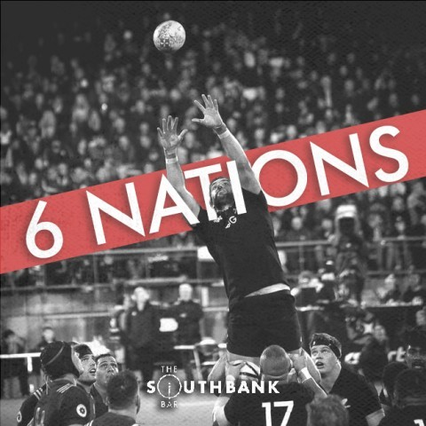 Catch all the 6 Nations matches at Southbank City