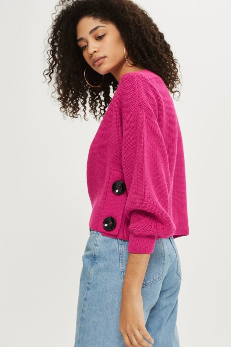 SAVE 38% on this Button Side Jumper - ONLY £20!