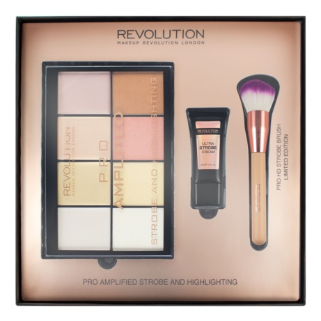 SAVE OVER 65% on this Revolution Amplified Strobe & Highlighting Set!