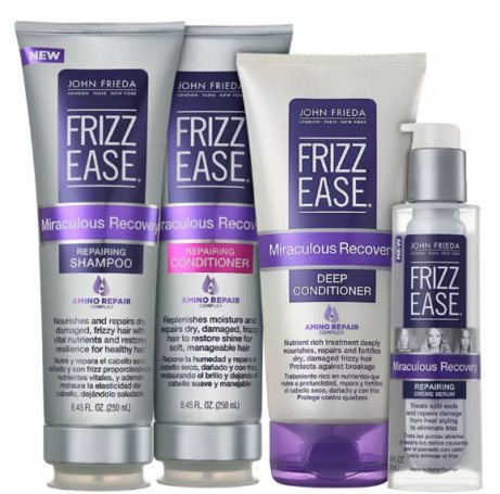 3 for 2 on selected John Frieda products